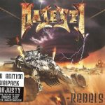 Majesty – Rebels (2CD Limited Edition Digipack) (2017) 320 kbps + Scans
