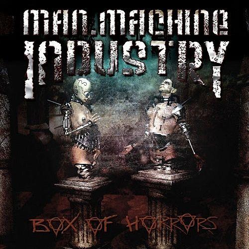 Man Machine Industry - Box of Horrors (Reissue) (2017) 320 kbps