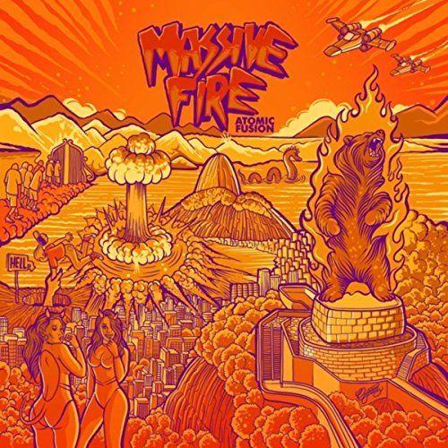 Massive Fire - Atomic Fusion (2017) 320 kbps