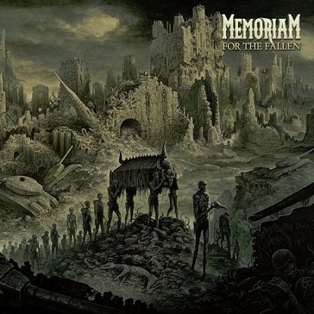 Memoriam - For the Fallen (2017) 320 kbps