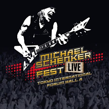 Michael Schenker - Fest - Live Tokyo International Forum Hall A (2017) 320 kbps