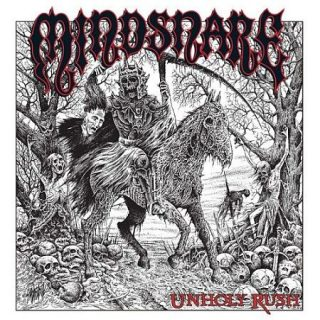 Mindsnare - Unholy Rush (2017) 320 kbps