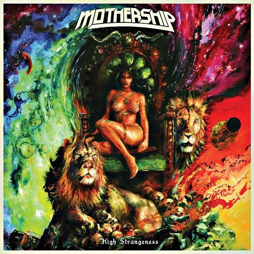 Mothership - High Strangeness (2017) 320 kbps