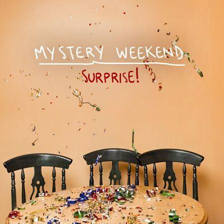 Mystery Weekend - Surprise! (2017) 320 kbps