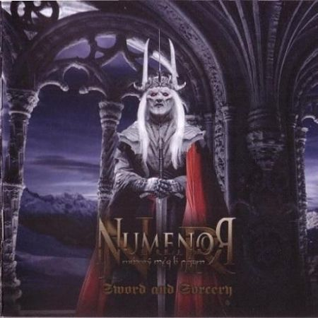 Númenor - Sword and Sorcery [Reissue 2016] (2015) 320 kbps + Scans