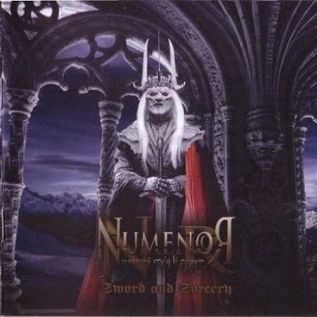 Númenor - Sword and Sorcery [Reissue 2016] (2015) 320 kbps + Scans