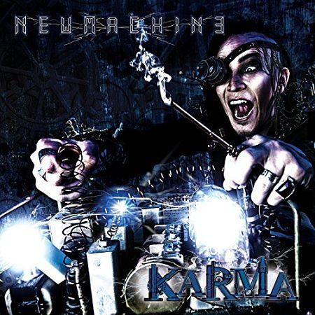 Newmachine - Karma (2017) 320 kbps