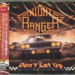 Night Ranger – Don't Let Up (Japanese Edition) (2017) 320 kbps
