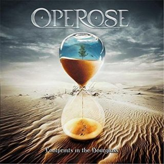 Operose - Footprints in the Hourglass (2017) 320 kbps