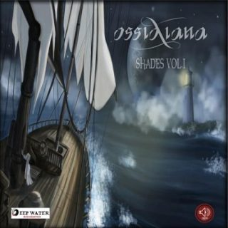 Ossidiana - Shades Vol I (EP) (2017) 320 kbps