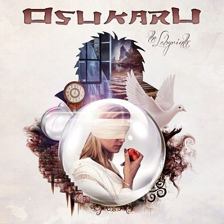 Osukaru - The Labyrinth (2017) 320 kbps + Digital Booklet