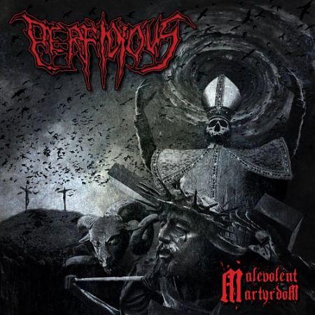 Perfidious - Malevolent Martyrdom (2017) 320 kbps