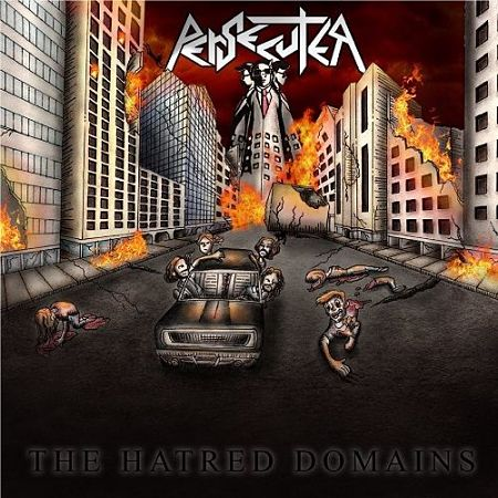 Persecuter - The Hatred Domains (2017) 320 kbps