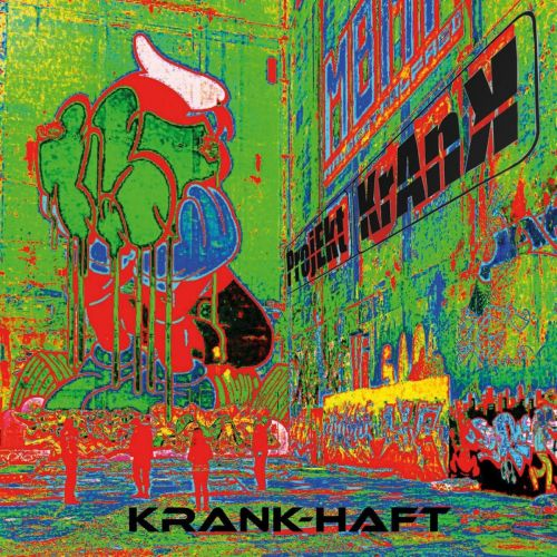 Projekt Krank - Krank Haft (2017) 320 kbps
