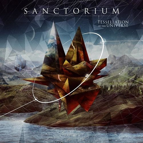 Sanctorium - Tessellation of the Universe (2017) 320 kbps