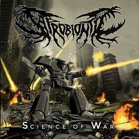 Saprobiontic - Science Of War (2017) 320 kbps
