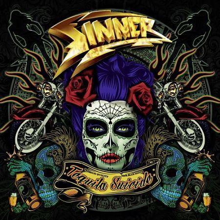 Sinner - Tequila Suicide (Deluxe Edition) (2017) 320 kbps