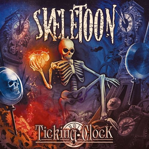 SkeleToon - Ticking Clock (2017) 320 kbps