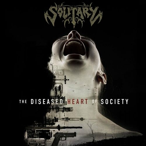 Solitary - The Diseased Heart of Society (2017) 320 kbps