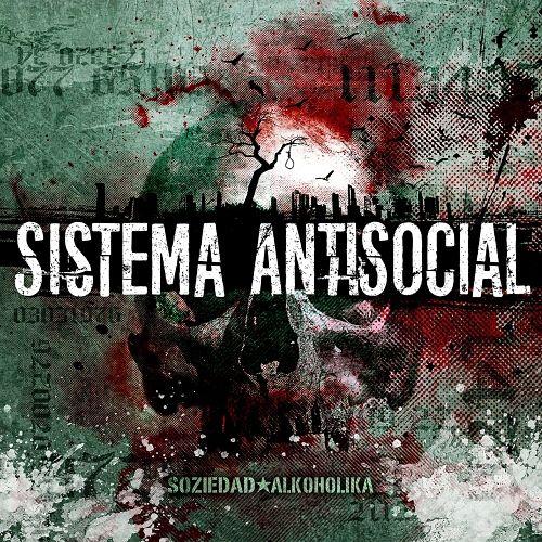 Soziedad Alkoholika - Sistema antisocial (2017) 320 kbps