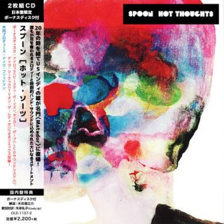 Spoon - Hot Thoughts [Japanese Edition] (2017) 320 kbps + Scans