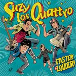 Suzy And Los Quattro – Faster And Louder! (2017) 320 kbps