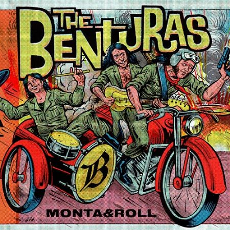 The Benturas - Monta & Roll (2017) 320 kbps