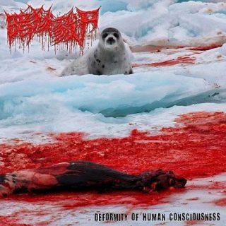 The Dark Prison Massacre - Deformity Of Human Consciousness (2017) 320 kbps