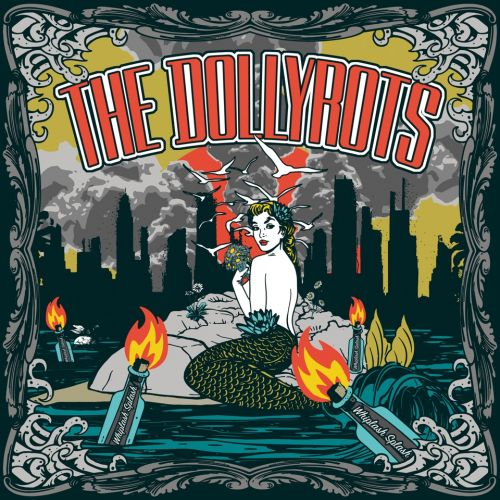 The Dollyrots - Whiplash Splash (2017) 320 kbps