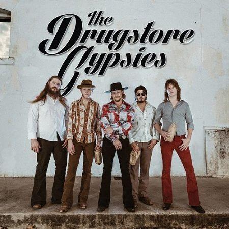 The Drugstore Gypsies - The Drugstore Gypsies (2017) 320 kbps