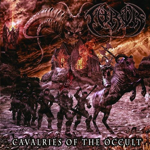 The Furor - Cavalries Of The Occult (2017) 320 kbps