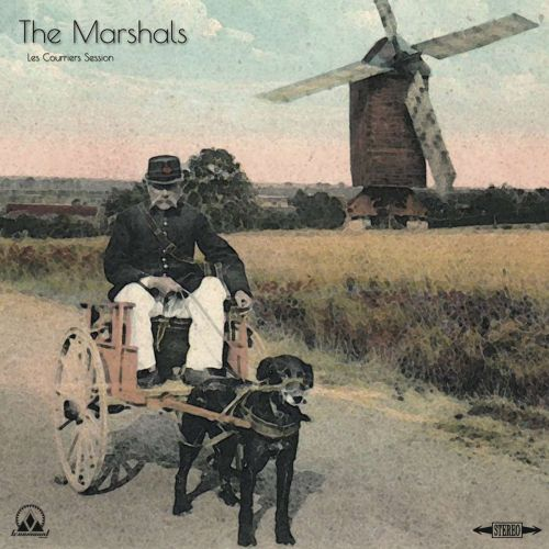 The Marshals - Les Courriers Session (2016) 320 kbps