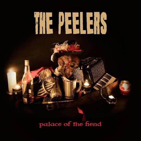 The Peelers - Palace Of The Fiend (2017) 320 kbps