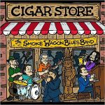 The Smoke Wagon Blues Band – Cigar Store (2016) 320 kbps