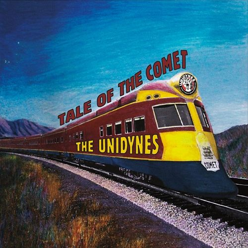 The Unidynes - Tale of the Comet (2017) 320 kbps