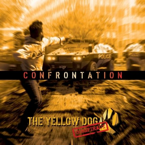 The Yellow Dog Conspiracy - Confrontation (2017) 320 kbps