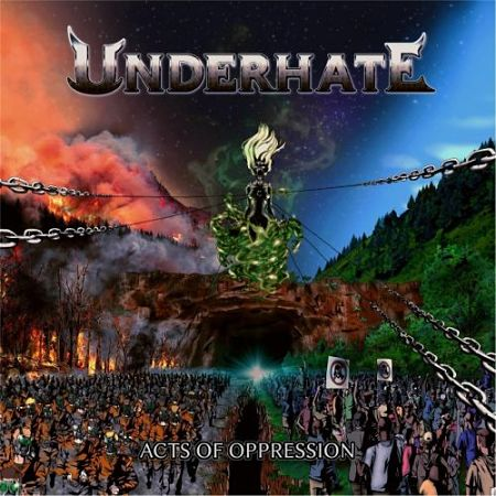 Underhate - Acts of Oppression (2017) 320 kbps