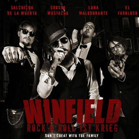 Winfield - Rock'n'roll Ist Krieg (2017) 320 kbps