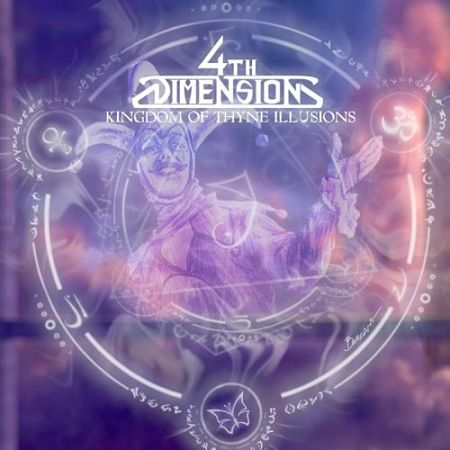 4th Dimension - Kingdom of Thyne Illusions (EP) (2017) 320 kbps