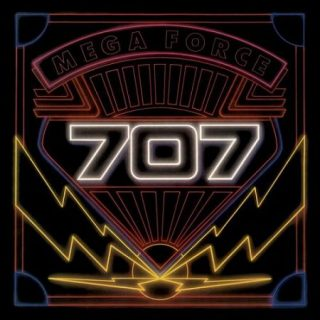 707 ‎- Mega Force [Rock Candy Remastered] (2017) 320 kbps