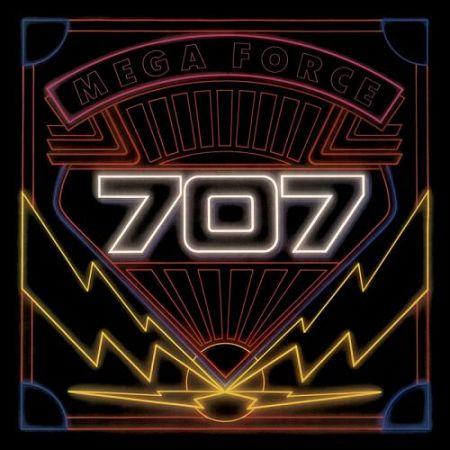707 - Mega Force [Rock Candy Remastered] (2017) 320 kbps