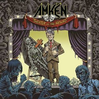 AMKEN - Theater Of The Absurd (2017) 320 kbps