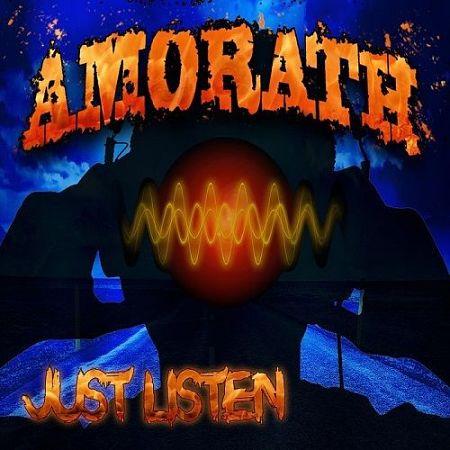 Amorath - Just Listen (2017) 320 kbps