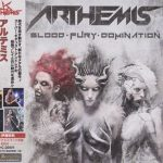 Arthemis – Blood – Fury – Domination [Japanese Edition] (2017) 320 kbps + Scans