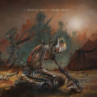 Artificial Brain - Infrared Horizon (2017) 320 kbps