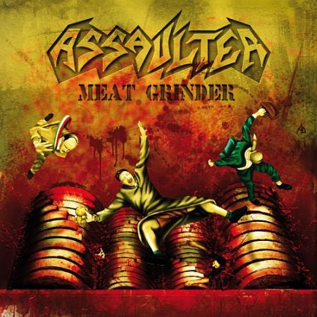 Assaulter - Meat Grinder (2017) 320 kbps