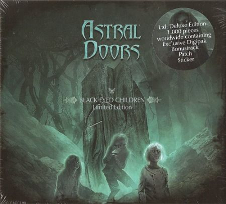Astral Doors - Black Eyed Children (Limited Edition) (2017) 320 kbps + Scans
