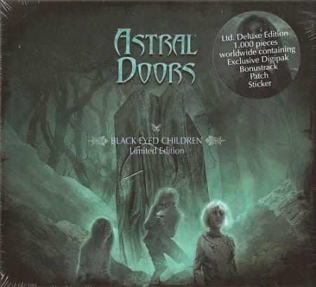Astral Doors - Black Eyed Children (Limited Edition) (2017) 320 kbps + Scans