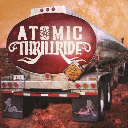 Atomic Thrillride - Heavy Elements (2017) 320 kbps