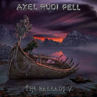 Axel Rudi Pell - The Ballads V [Compilation] (2017) 320 kbps